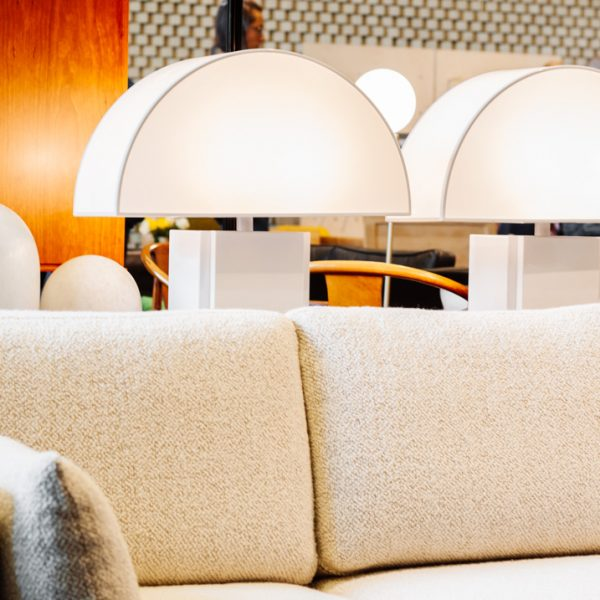 7 Unique mid-century modern finds to make a statement - olympe table lamps