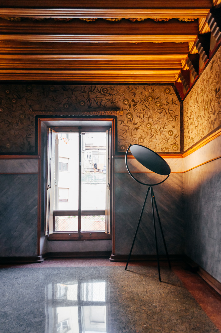 Gaudí's Casa Vicens: complete architecture and interior guide bedroom