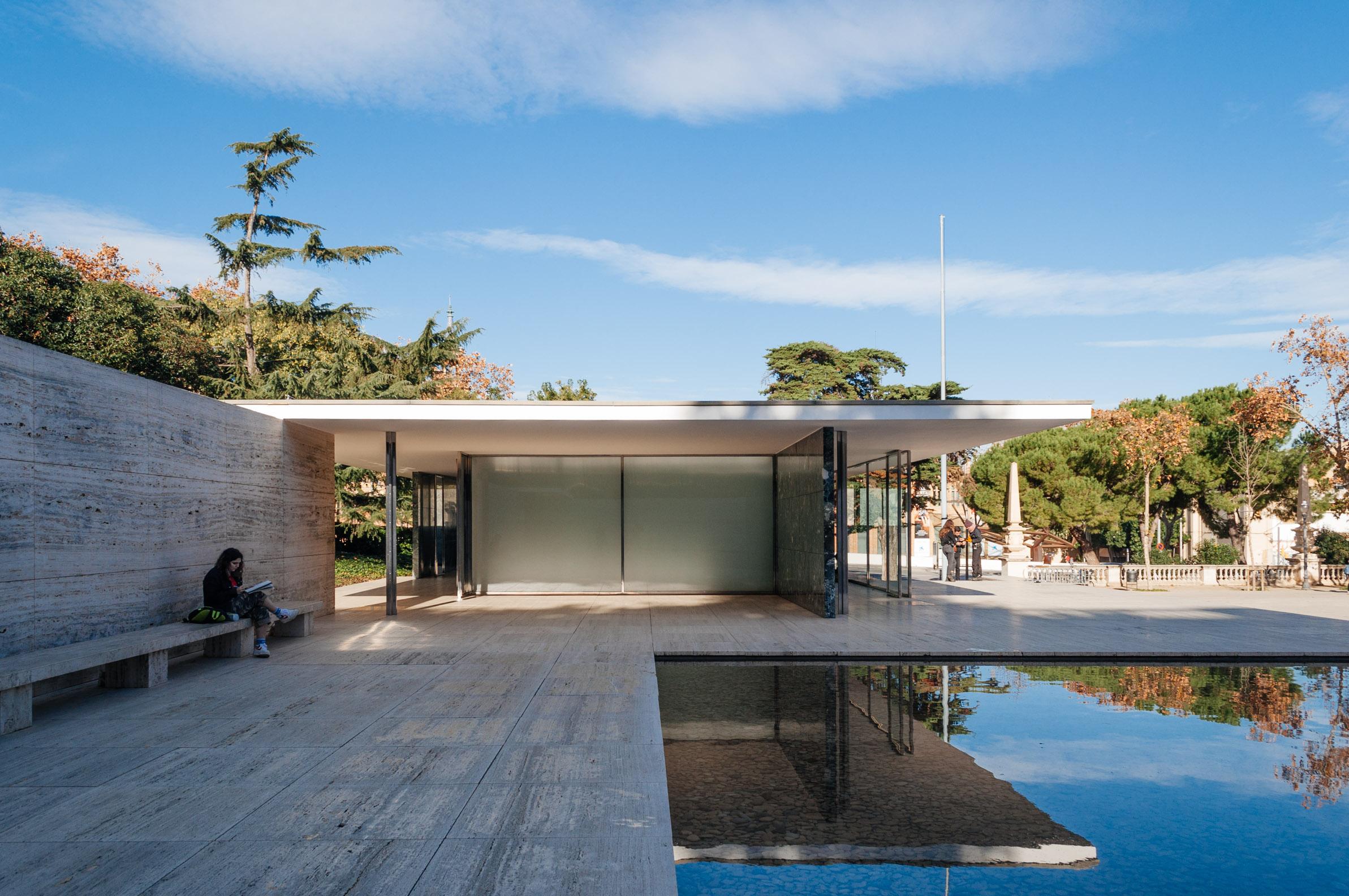 The Best Barcelona Pavilion